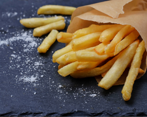 french-fries-in-paper-wrapper-237J6F8